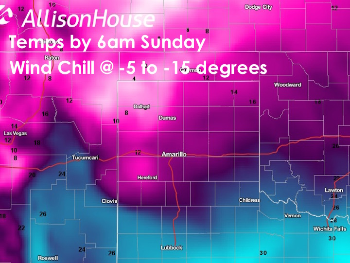 Wind Chill Panhandle