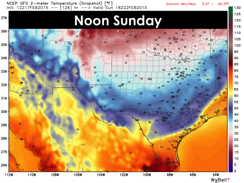 Noon Sunday Front