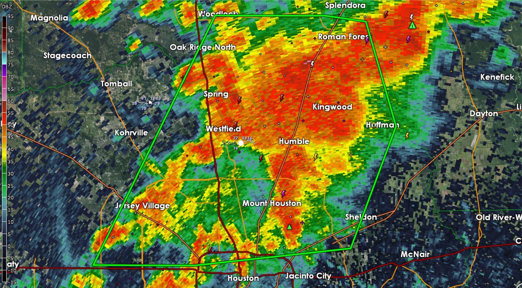 Flash Flood Warning: Harris, Montgomery Counties until 6:30 PM ...