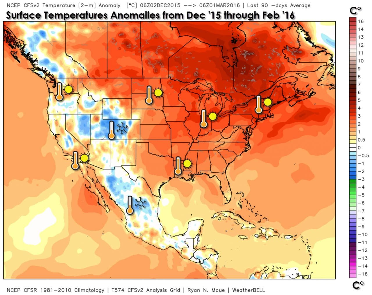 Looking Back at the Lackluster Winter; What might Spring bring?