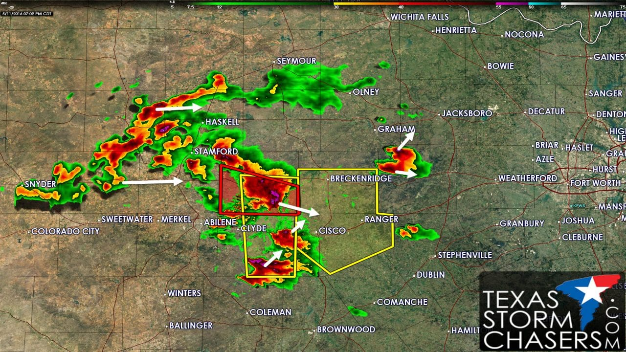 7:10PM Severe Weather Update
