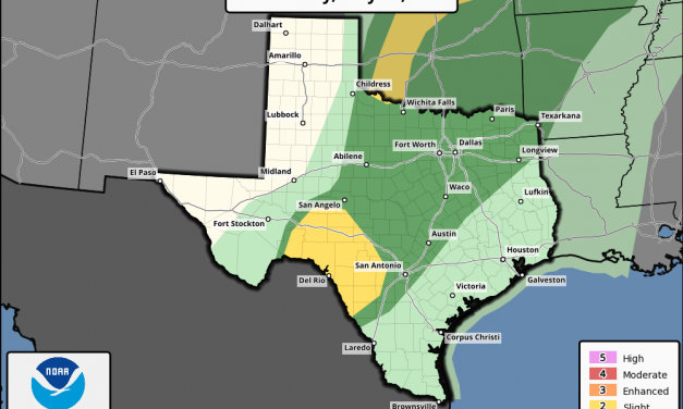 7:25pm Severe Weather Update – Wednesday through Thursday