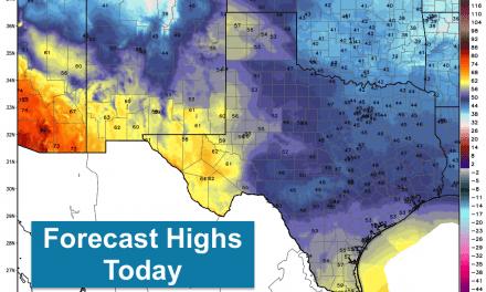 """Warming Trend Ahead – Next Weekend Looking """"Interesting"""""""