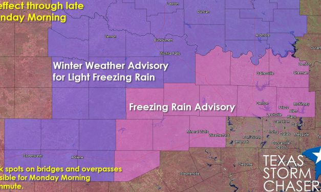 Freezing Rain/Winter Weather Advisories Issued for Morning Commute