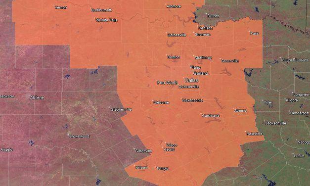 Heat Advisory for Thursday & Friday in North Texas
