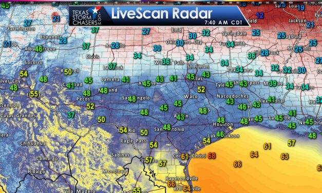 Benign Weather with Warming Temperatures through Friday