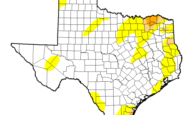Abnormally Dry Conditions Expand in Weekly Drought Update