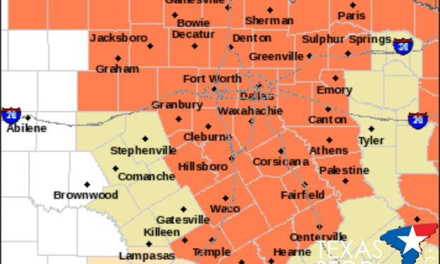 Heat Advisory Issued for North Texas