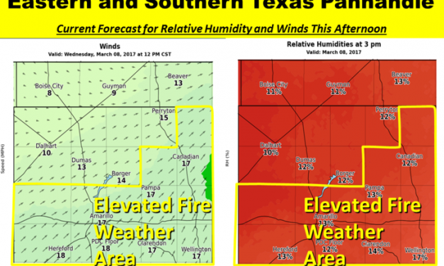 Active Weather Pattern through the Weekend
