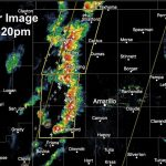 Texas Panhandle Region – Severe Thunderstorm WATCH until 10pm