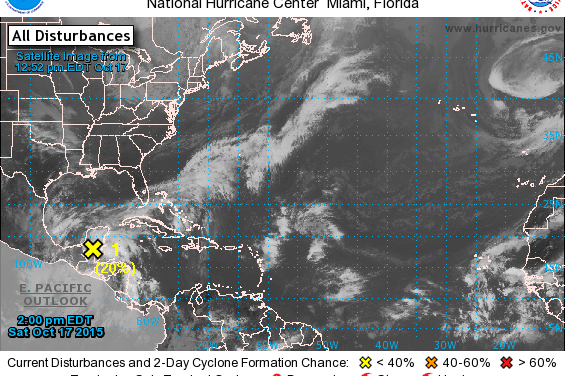 Tropical Mischief Upcoming? An Initial Look at the Potential