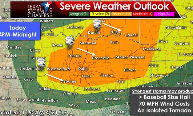 Level 3 (Enhanced) Severe Weather Risk Expanded…