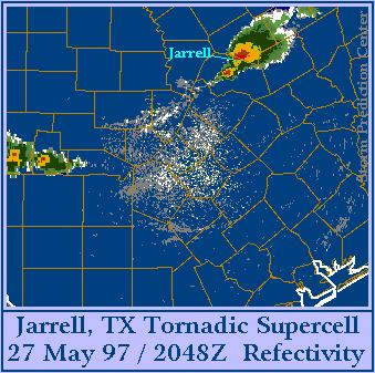 #WeatherWednesday – May 27, 1997 Tornado Outbreak
