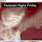"""HAWT"" Forecast for Friday & Saturday – Severe Storm Chances Return Saturday Afternoon"