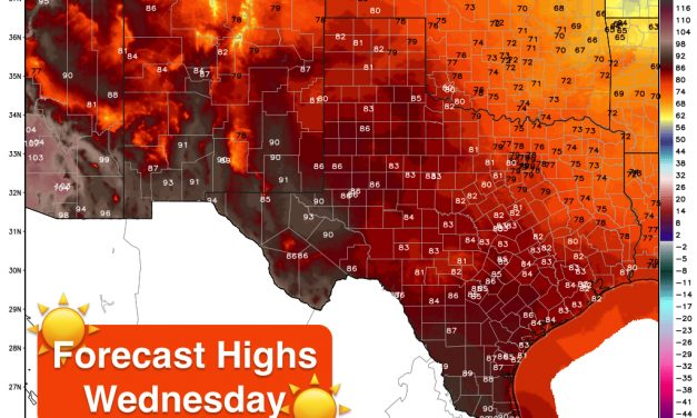 Drying Out & Heating Up…Plus a Sneak Peek at the Memorial Day Weekend Forecast!