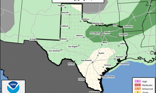 Wednesday July 5th Outlook – Storms in the forecast for NE and North Central TX