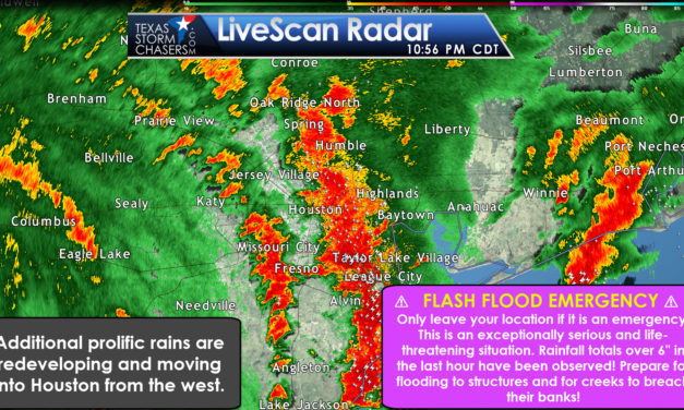 FLASH FLOOD EMERGENCY for Harris County and Surrounding Communities!!