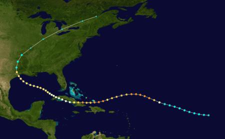 #WeatherWednesday - Hurricane Ike