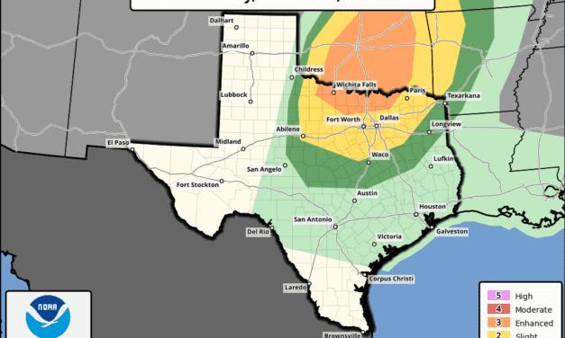 Severe Weather Threat Returns on Saturday