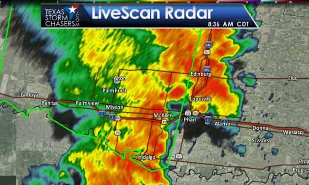 Flash Flood Emergency for Alton, Mission and McAllen