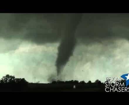 May 9, 2016 • Wynnewood, OK Tornado