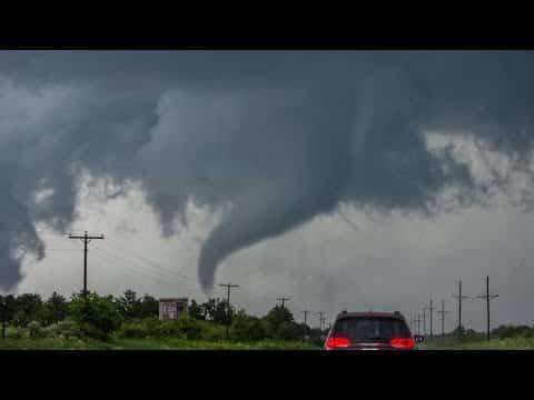 May 18, 2017 • Seiling/Waynoka, OK Tornadoes