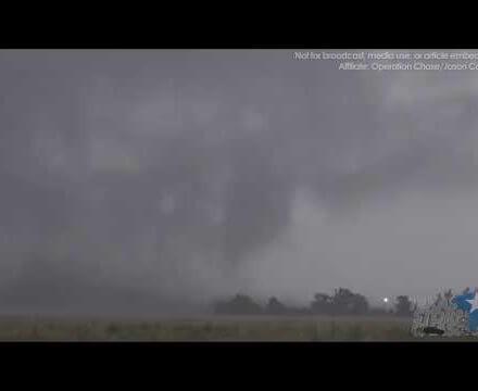 October 2, 2017 • Modoc/Michigan, KS Tornadoes and Hail