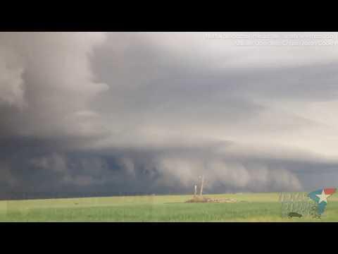 April 20, 2014 • Childress, TX Tornado & Eldorado, OK Supercell