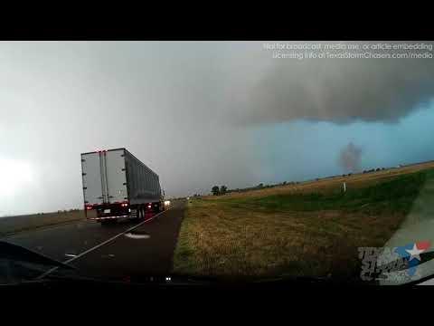 May 2, 2018 • Davidson, OK Tornado