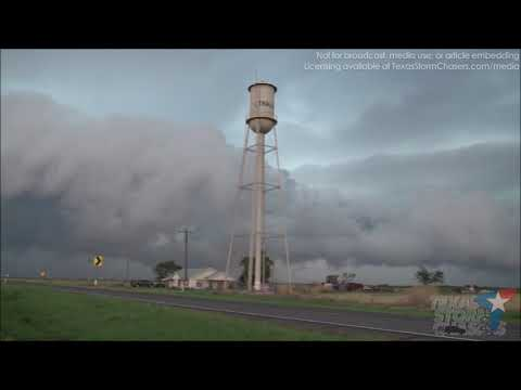 May 19, 2018 • Vernon, TX Supercell & Haboob