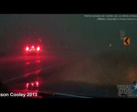 May 21, 2013 • Leona, TX Severe Storm