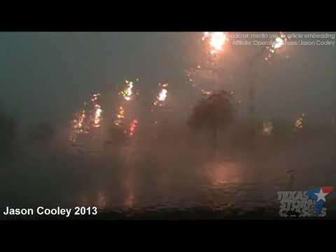 May 23, 2013 • Rotan, TX Supercell & Haboob
