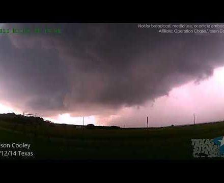 June 12, 2014 • Briggs, TX Supercell & Tornado