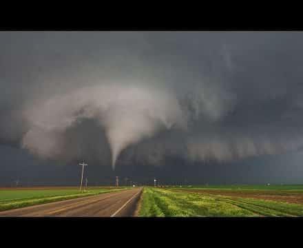 April 14, 2017 • Dimmitt, TX Tornadoes