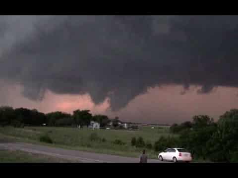 May 19, 2010 • Wynnewood, OK Tornado