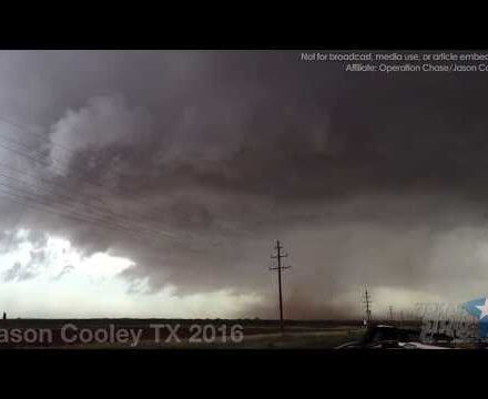 May 31, 2016 • Lamesa, TX Supercell & Lubbock Dust Storm
