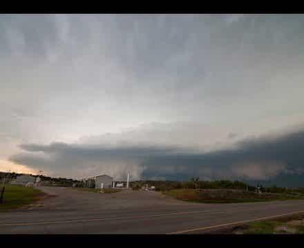 May 29, 2018 • Northwest Oklahoma Supercells