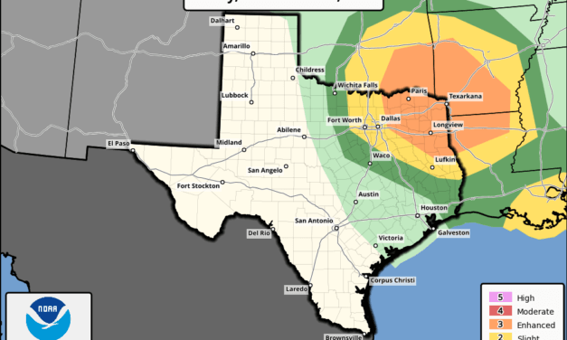 Multiple Rounds of Severe Storms This Evening & Overnight