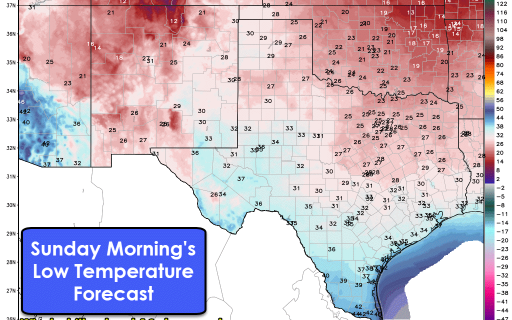 Cold Front Arrives Tonight with Strong Winds and Annoying Wind Chills