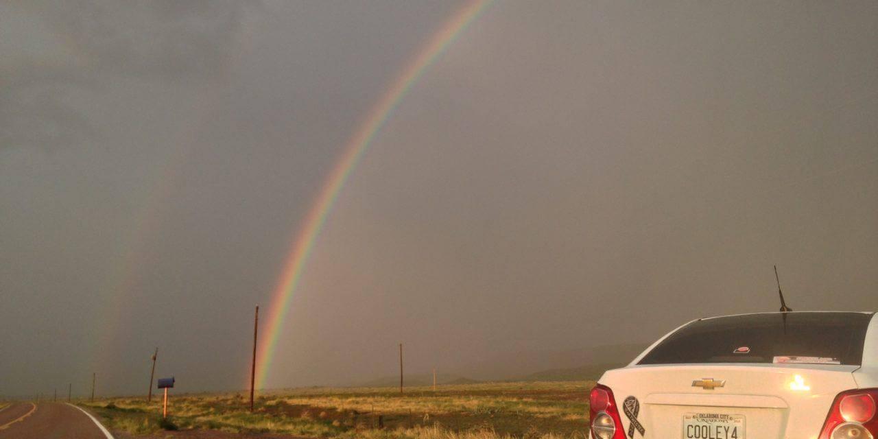 #WeatherWednesday – Rainbows