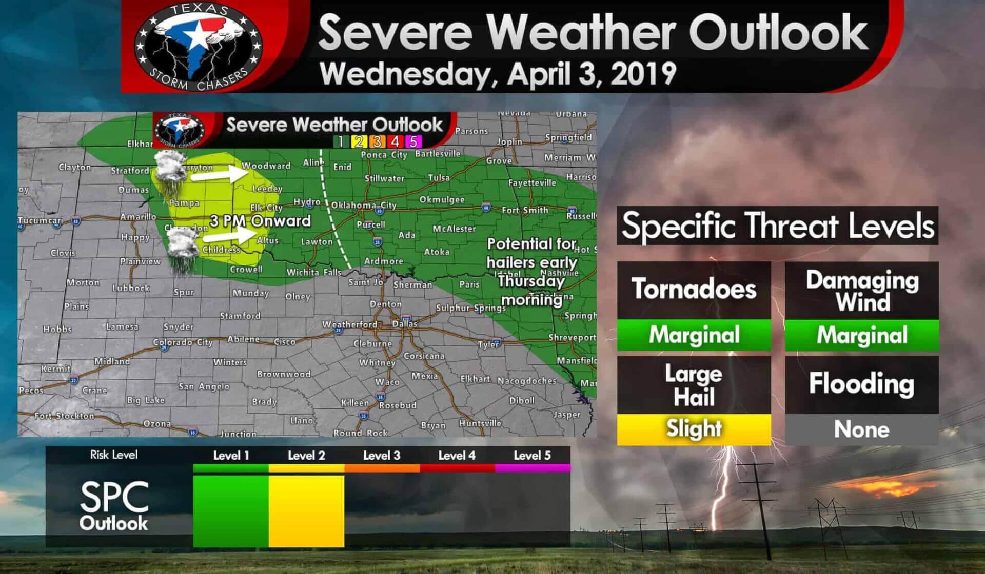 Spotty severe storms this afternoon & tomorrow morning; Gullywasher on Saturday