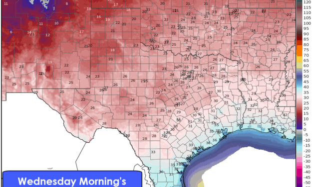 Very warm this weekend before crashy the cold front arrives Sunday Night & Monday